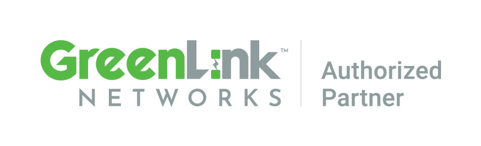 greenlink networks authorized partner logo